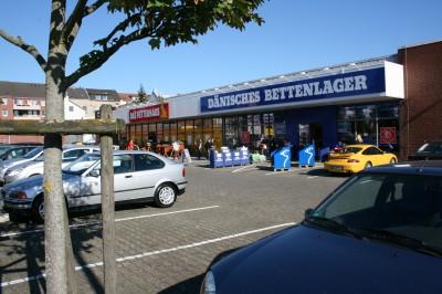 Umbau und Neustrukturierung Baumarkt Krefeld
