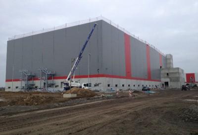 Neubau Verteilzentrum Kaufland, Barsinghausen