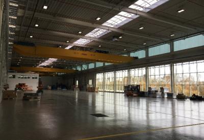 Neubau Technologie-Zentrum Firma Putsch, Wuppertal