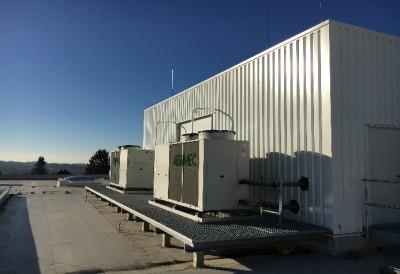 A. Mannesmann - Erweiterung Produktionshalle mit Versand