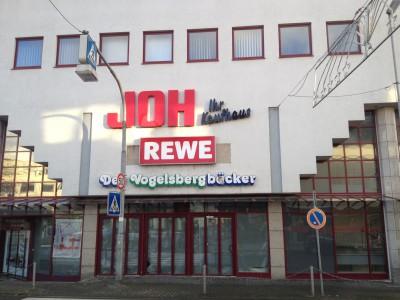 Umbau und Modernisierung EKZ Büdingen