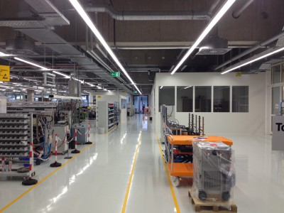Werkserweiterung Lauda Wertefabrik