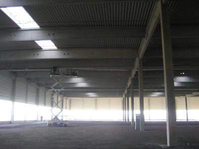 Neubau Logistikzentrum Porsche, Stuttgart