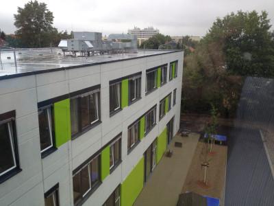 Neubau Schule Dresden