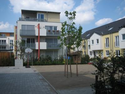 Autofreie Siedlung in Köln-Nippes
