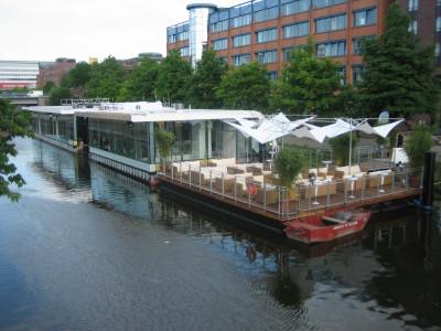 Floating Conference, Hamburg City
