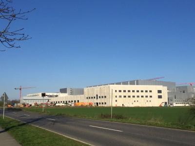 Neubau Eisfabrik, Übach Palenberg