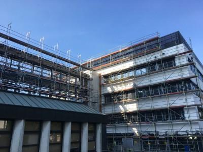 Neubau Tumorzentrum Bochum
